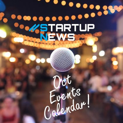 All your October Startup Events …