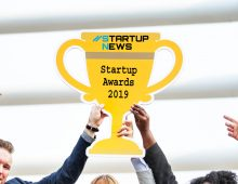 Startup Awards 2019 Voting open now!