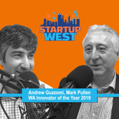 Startup West podcast  ep30: WA Innovators of the Year