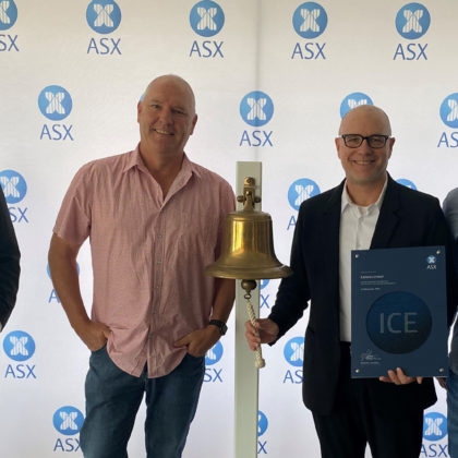 iCetana lists on the ASX