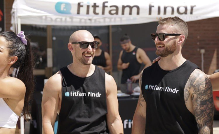 Fitfam Findr: disrupting dating apps with healthy relationships