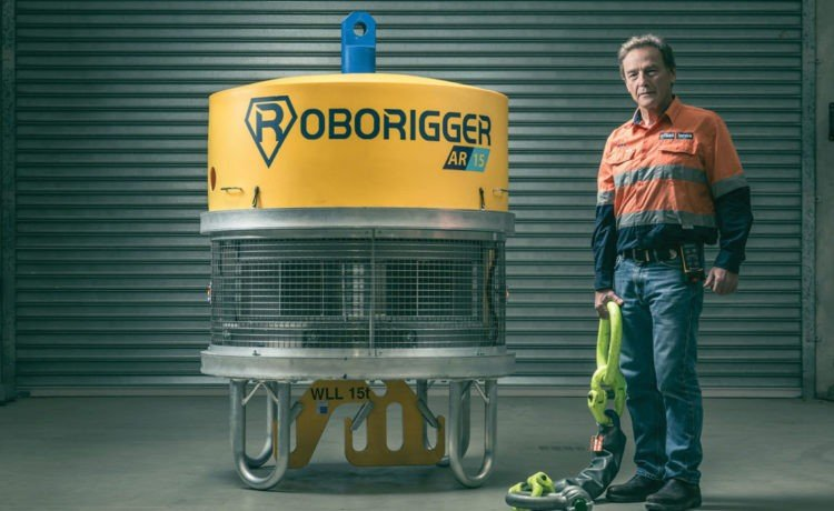 Roborigger wins $5M Series A investment from Blackbird