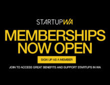 Startup WA announces a membership deal