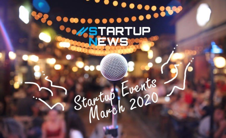 Your March 2020 events are all here…