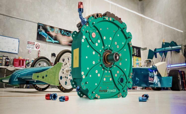 Next generation motor electrifies WA