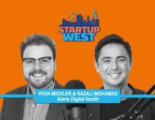 Startup West podcast ep34: Ryan Mickler and Razali Mohamad – Alerte DH