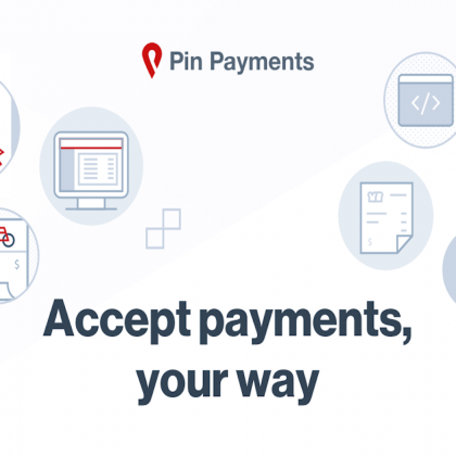 Pin Payments checks out