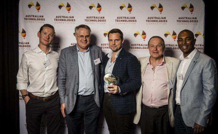 Two WA startups chosen for  Aussie Tech Comp