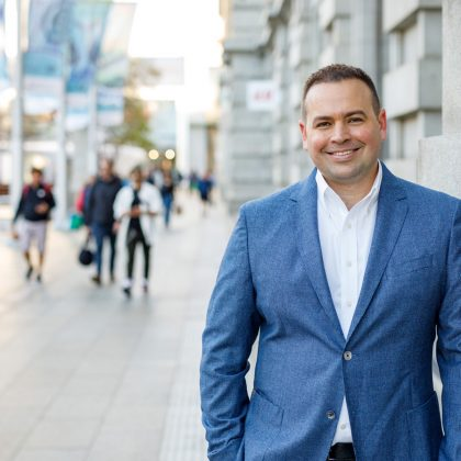 Brodie McCulloch announces run for Perth Lord Mayor
