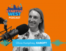 Startup West podcast ep41: Olivia Humphrey, Kanopy