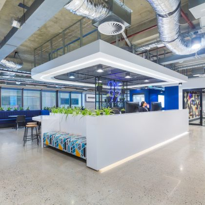 Liberty upgrades Perth HQ