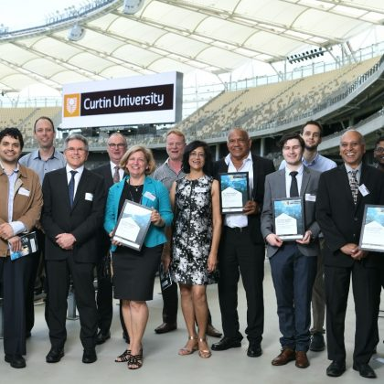 Hearing loss treatment crowned overall winner of 2020 Curtinnovation Awards