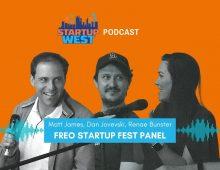 Startup West podcast 49: Freo Startup Fest Panel