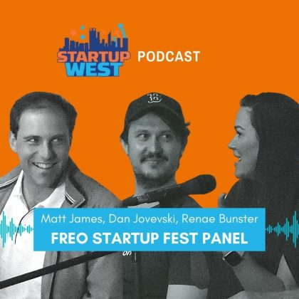 Startup West podcast 49: Freo Startup Fest Panel