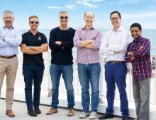 AMLab raises $1.3M for its container crane tech