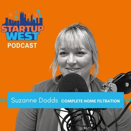 Startup West podcast 48: Suzanne Dodds