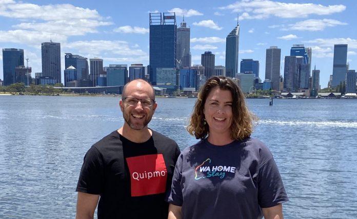 Quipmo WA Homestay partnership