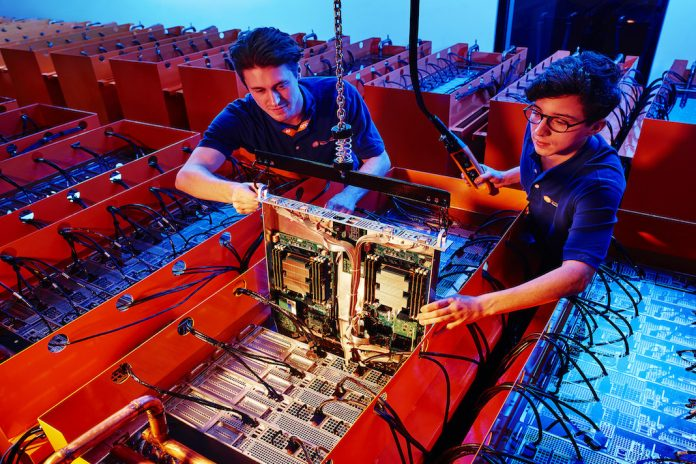 supercomputer tehcnicians
