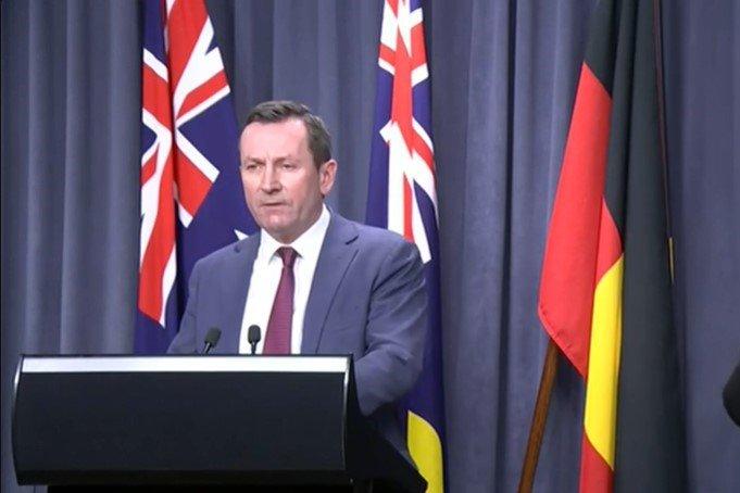 Mark McGowan Premier