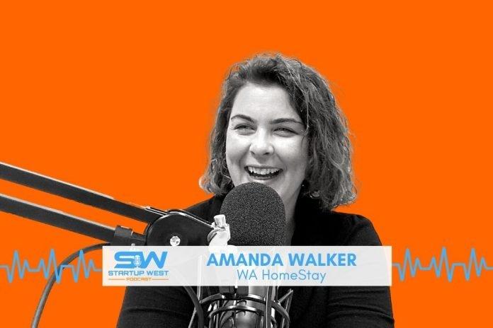 SW Podcast 52 Amanda Walker WAHomeStay