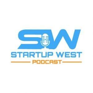 Startup West logo