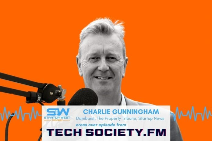 Charlie Gunningham Startup West Podcast