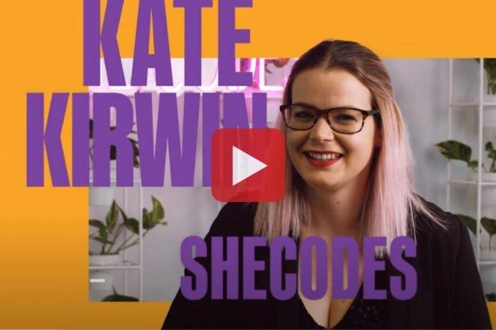 Kate Kirwin SheCodes