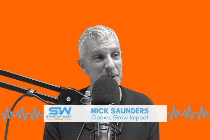 Nick Saunders Opaxe Grow Impact