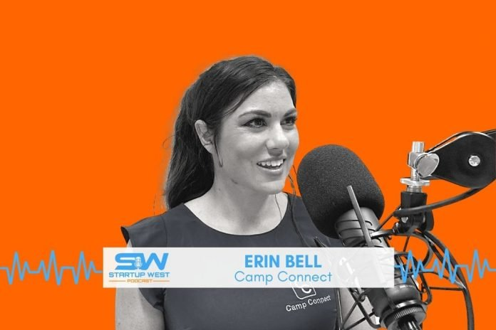Founder MD of Camp Connect Erin Bell